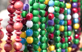 Mala beads for children